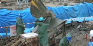 Concrete Works, Tangguh LNG Project – PT Saipem,