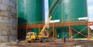 Balikpapan Logistic Terminal Project – PT. Dermaga Kencana Indonesia