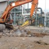 Rock Excavation Works – Temporary Facility for JGC Indonesia, Asahimas Phase-V Expansion PJ – PT. JGC Indonesia