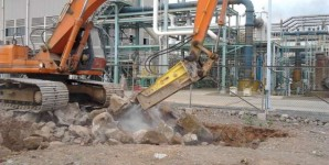 Rock Excavation Works – Temporary Facility for JGC Indonesia, Asahimas Phase-V Expansion PJ – PT. JGC Indonesia