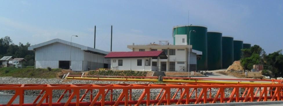 Balikpapan Logistic Terminal