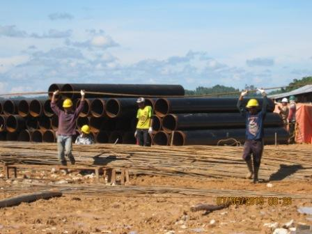 Pipe Procurement for Pipe Works