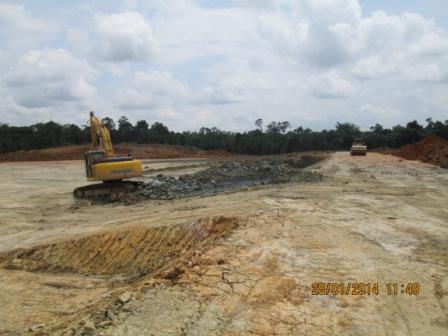 PLTMG 155 MW Bangkanai